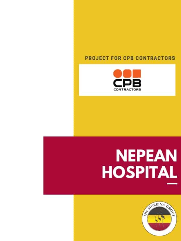 Nepean Hospital Construction Project